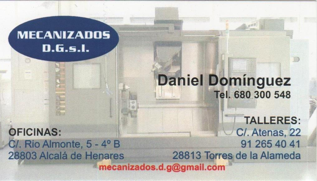 05 Mecanizados DG