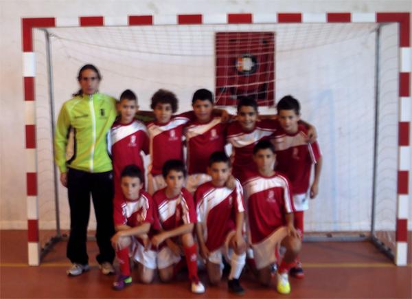 Alevín A FS Pozo de Guadalajara 11-12