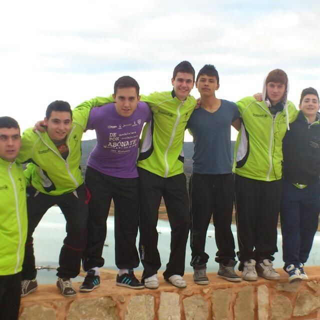 FS Pozo de Guadalajara juvenil 12-13 Sacedón