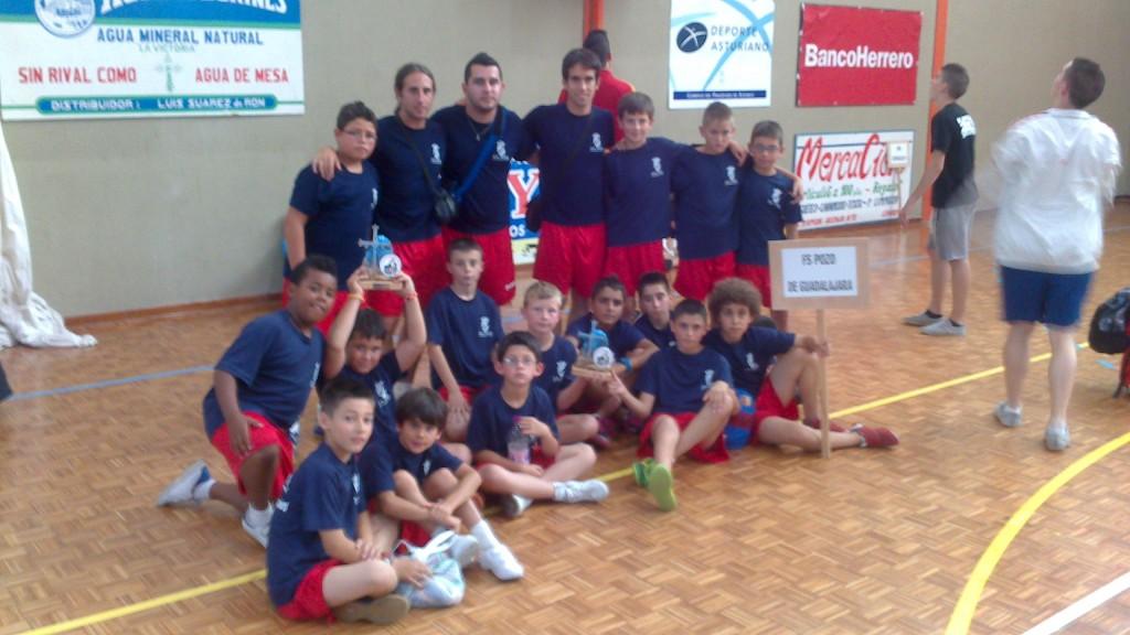 FS Pozo de Guadalajara Luarca 2012