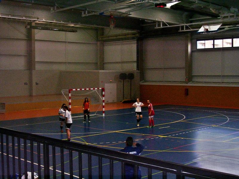 FS Pozo de Guadalajara - Iriépal Femenino 18-4-10