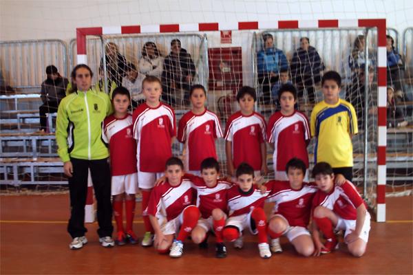 Alevín B FS Pozo de Guadalajara 11-12