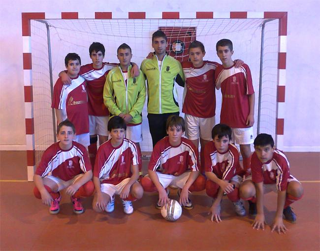 Cadete Secebalsa FS Pozo de Guadalajara 11-12
