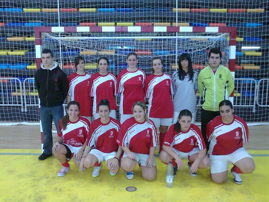 Femenino Torneo ANFS 11-12 FS Pozo de Guadalajara
