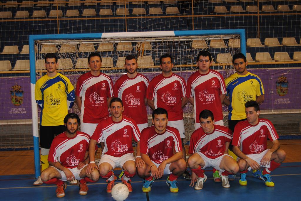 Casa Goyo / FS Pozo de Guadalajara - Sepicat / Sepiolsa Semifinal Copa Diputación 11-12