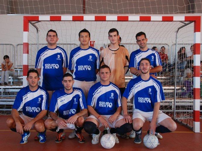 FS Pozo de Guadalajara Plata - CFS Azuqueca 10-11 2-10-10