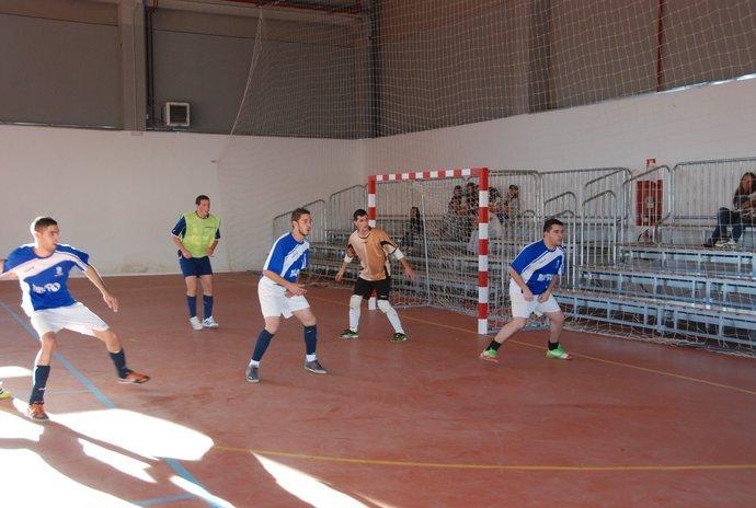 Debut FS Pozo de Guadalajara Plata 10-11 2-10-10