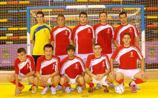 División de Plata 10-11 FS Pozo de Guadalajara