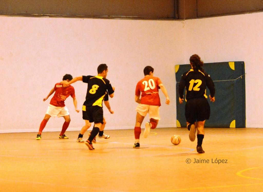 Casa Goyo Primera-Isover 12-1-14