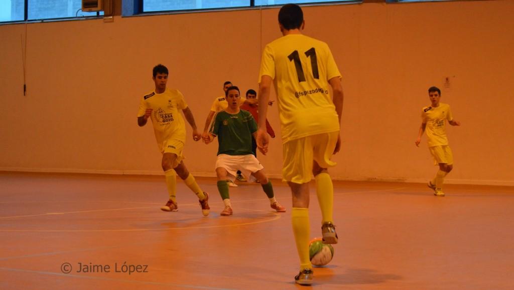 Casa Goyo/FSPDG B-Horche B 15-2-2014