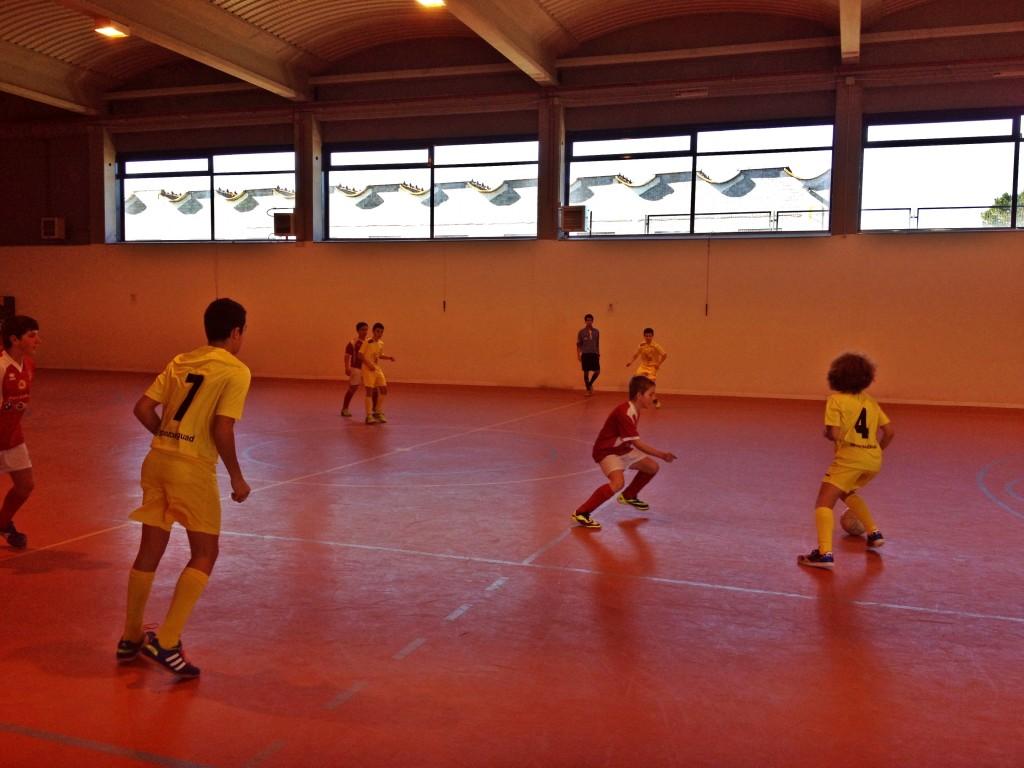 FS Pozo de Guadalajara infantil-Torija 22-2-14