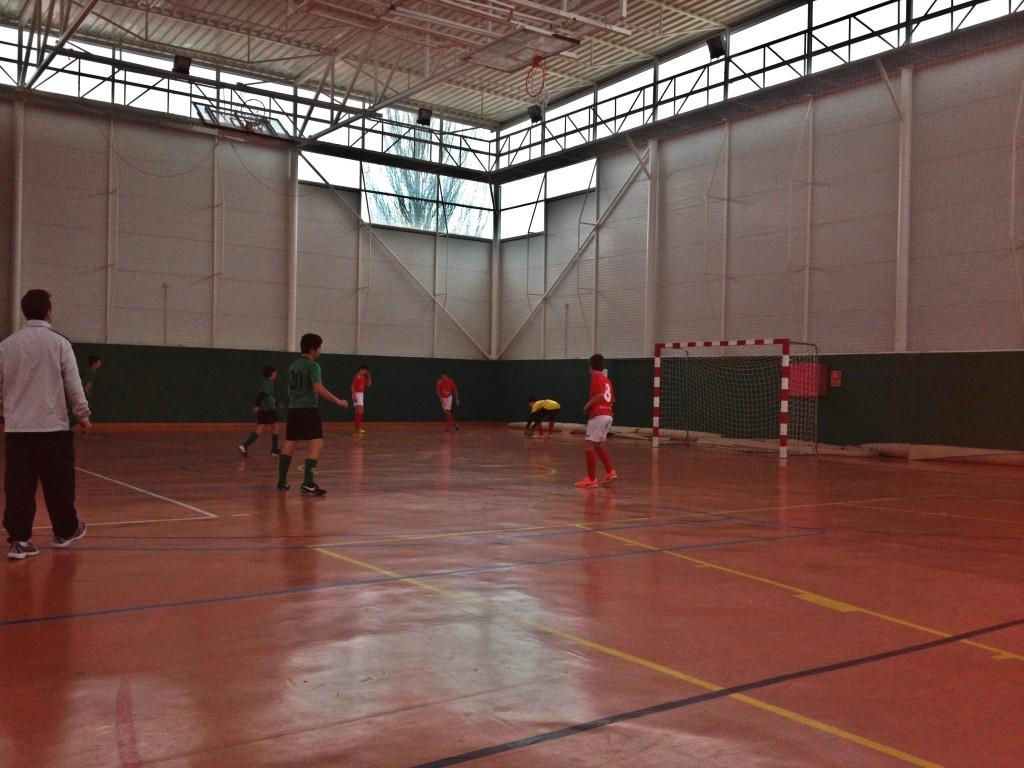 Montecalderón-FS Pozo de Guadalajara infantil 1-3-14