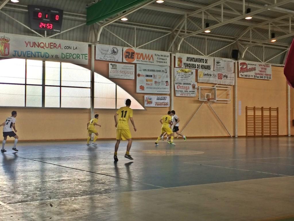 Los Barrileros - Casa Goyo/FS Pozo de Guadalajara 'B' 5-4-14