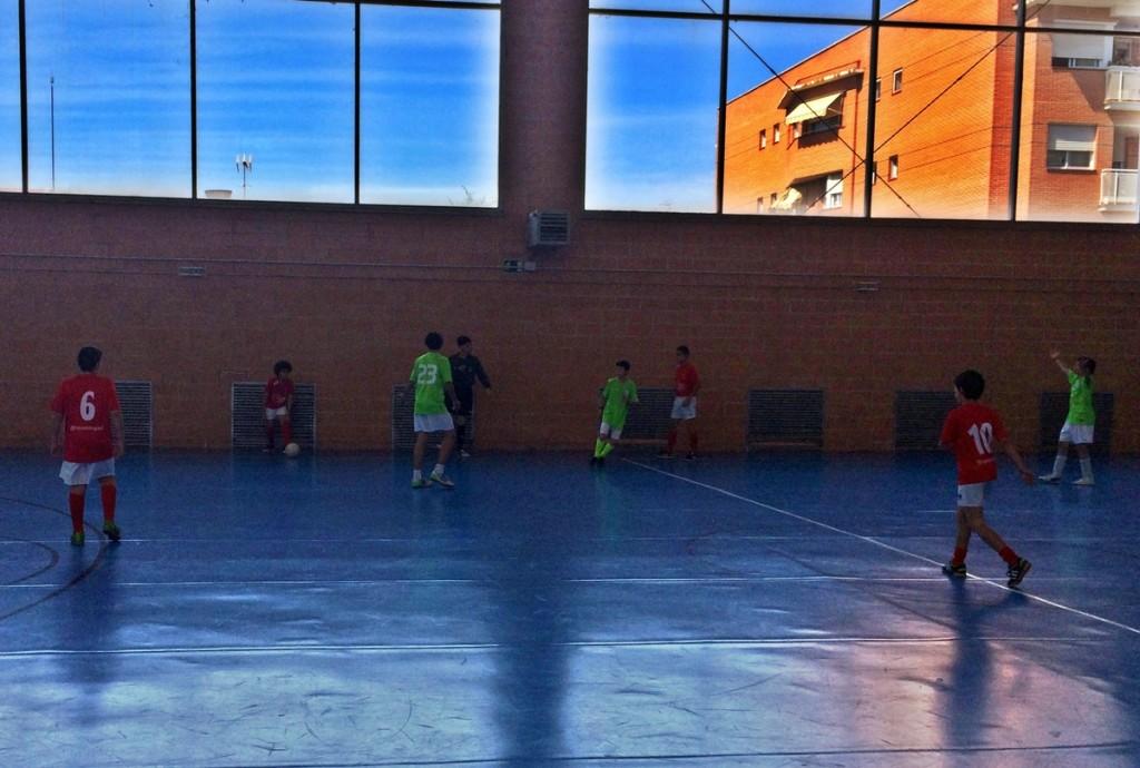 Viana - FS Pozo de Guadalajara infantil 10-5-14