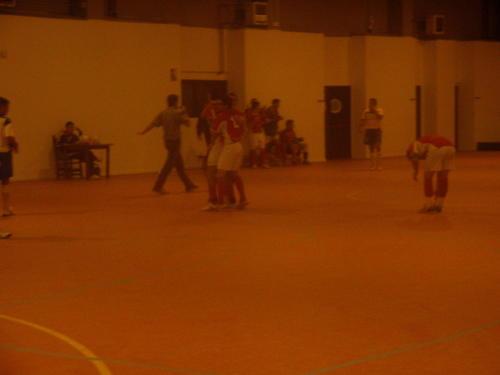 FS Pozo de Guadalajara - Navahermosa Primera Nacional B 15-11-2008