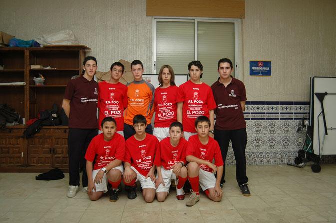 FS Pozo de Guadalajara cadete 2006-2007