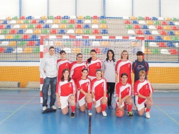 Femenino FS Pozo de Guadalajara 2008-2009