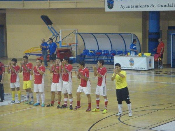 Torneo Juvenil AAFSALA 2009 FS Pozo de Guadalajara Final