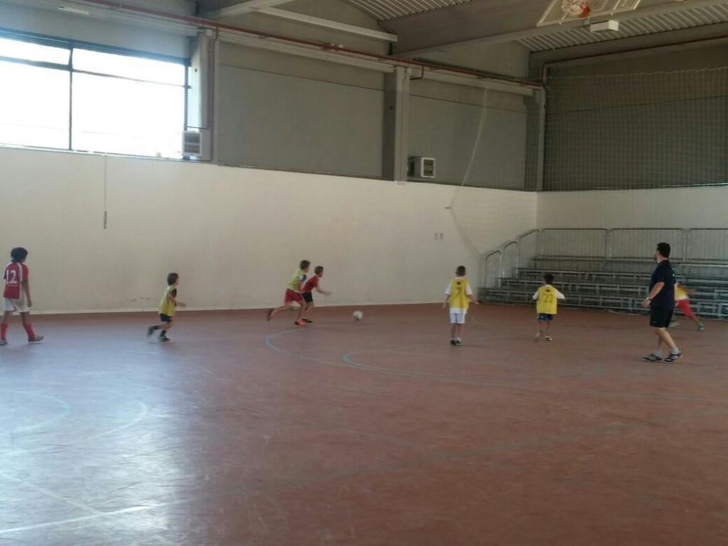 Día del fútbol-sala Pozo de Guadalajara San Mateo 2014