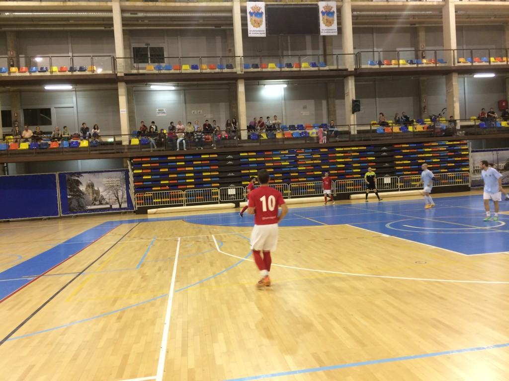Casa Goyo FS Pozo de Guadalajara - Chiloeches FS Honor 26-10-14