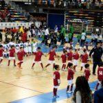 8-11-14 Inauguración XVI Liga Prebenjamín Agrupación Alcarreña de Fútbol Sala