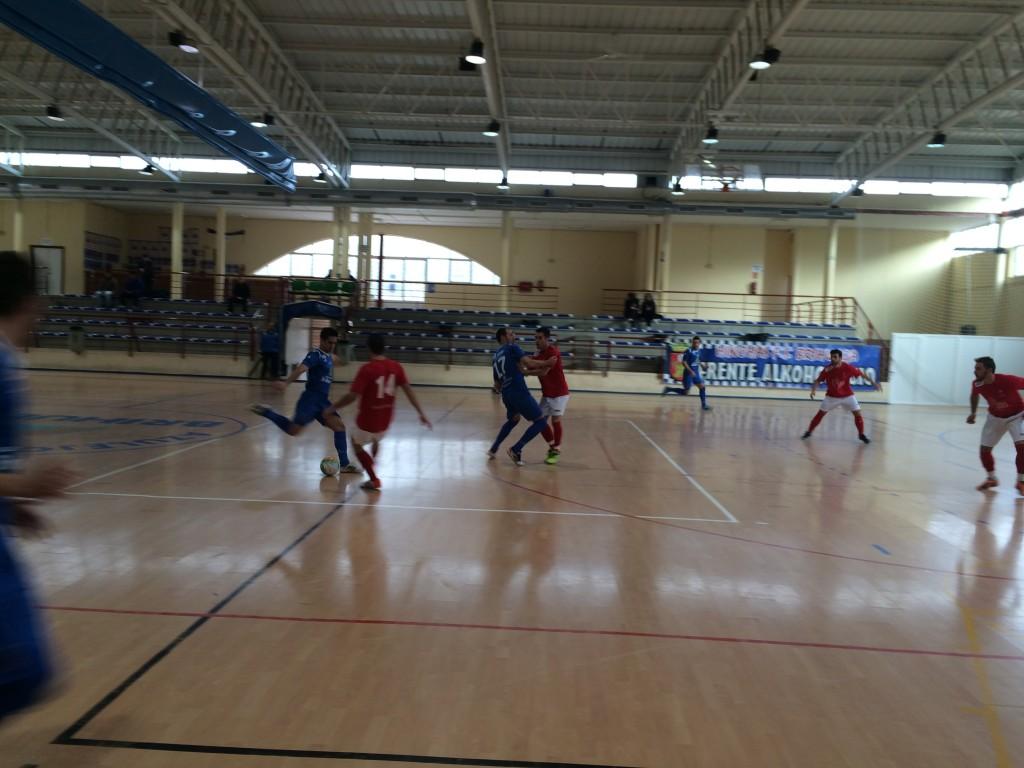 Brihuega Futsal - Casa Goyo/FS Pozo de Guadalajara Honor 13-12-14