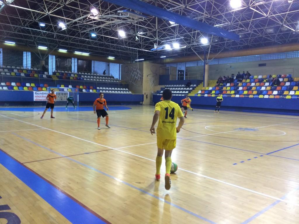 Montarrón FS - Casa Goyo/FS Pozo de Guadalajara Honor 18-1-15