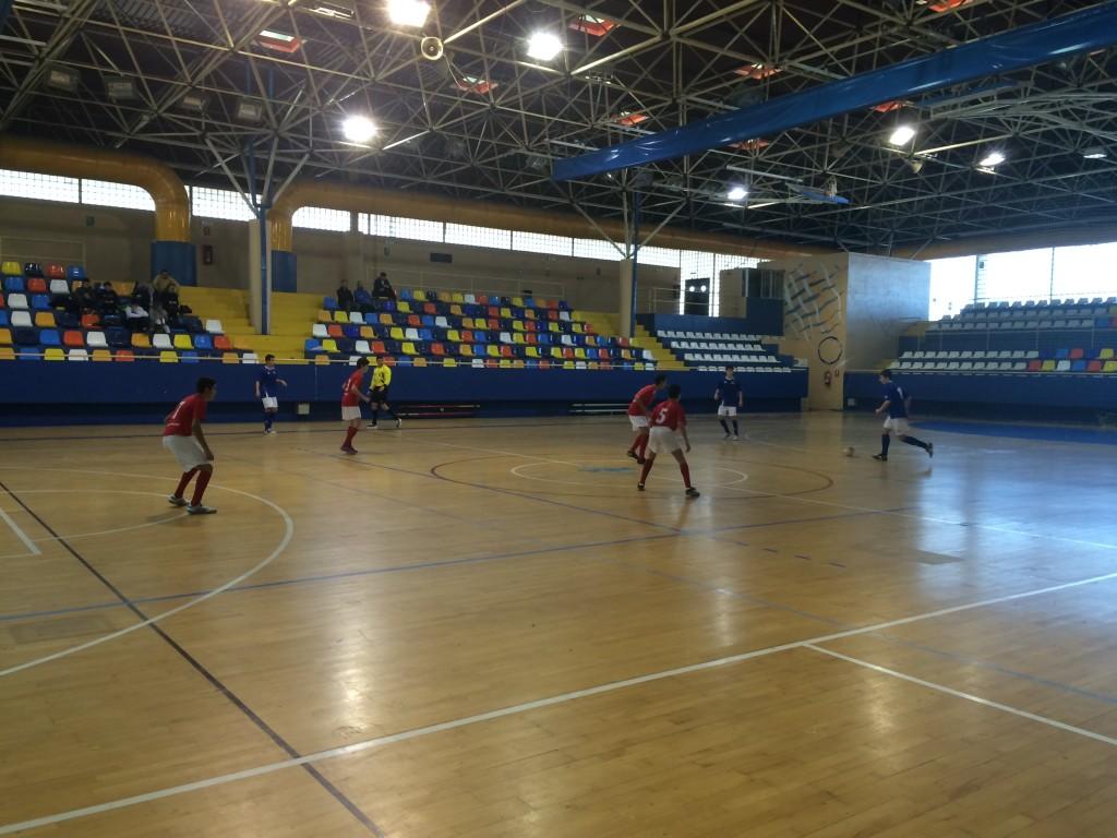 CDE Maristas - FS Pozo de Guadalajara cadete 24-1-15