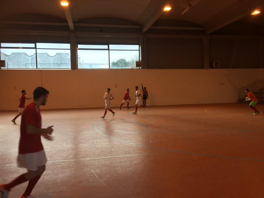 Casa Goyo/FS Pozo de Guadalajara - UD Torija honor 22-2-15