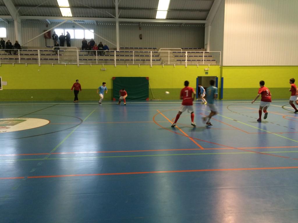 EMD Chiloeches - FS Pozo de Guadalajara cadete 18-3-15