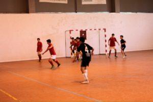 FS Pozo de Guadalajara - CDE Guadalajara FS infantil 11-4-15