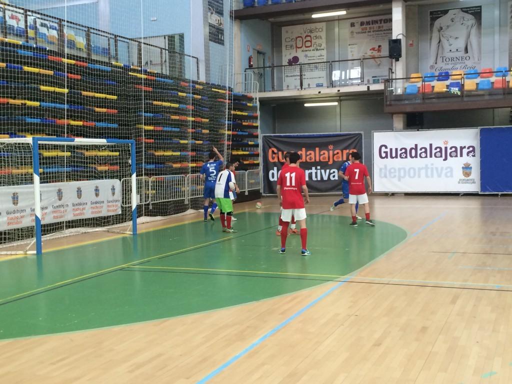 Casa Goyo/FS Pozo de Guadalajara - Brihuega Futsal honor Copa 24-5-15
