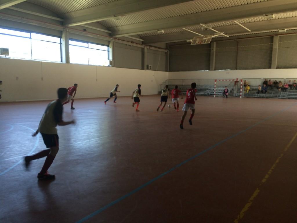 FS Pozo de Guadalajara - IES Brianda de Mendoza cadete 9-5-15