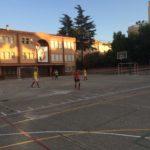 FS Pozo de Guadalajara - CDE Fontanar infantil Torneo Maristas 12-6-15