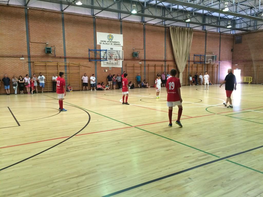 CGR Distrito III - FS Pozo de Guadalajara infantil 21-6-15 XXIV Torneo Distrito III Alcalá de Henares