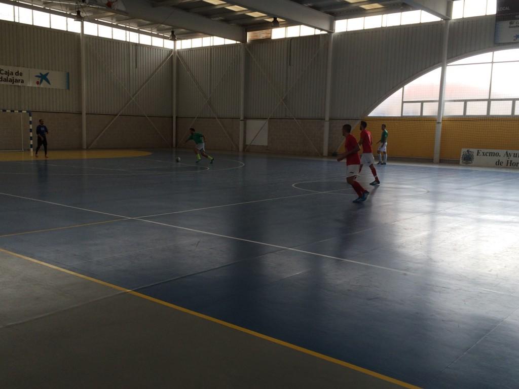 CD Horche A - Casa Goyo / FS Pozo de Guadalajara honor amistoso 3-10-15