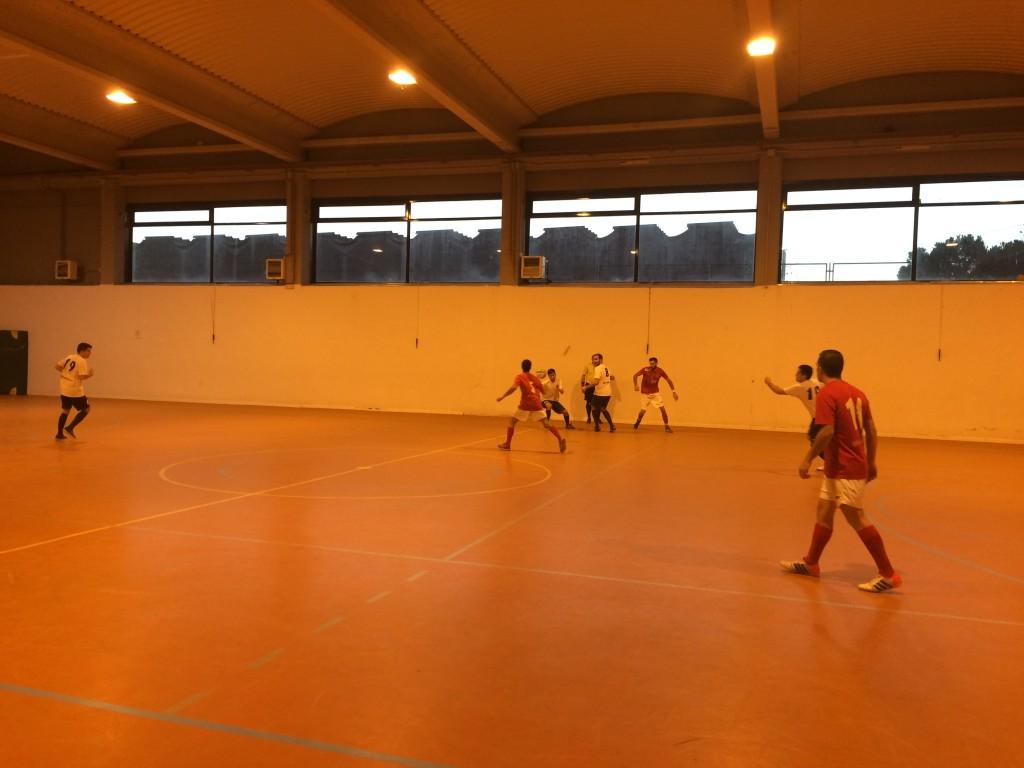 Casa Goyo/FS Pozo de Guadalajara - Brihuega Futsal honor 7-11-15