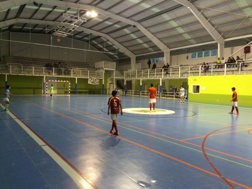 EMD Chiloeches - FS Pozo de Guadalajara infantil 13-11-15