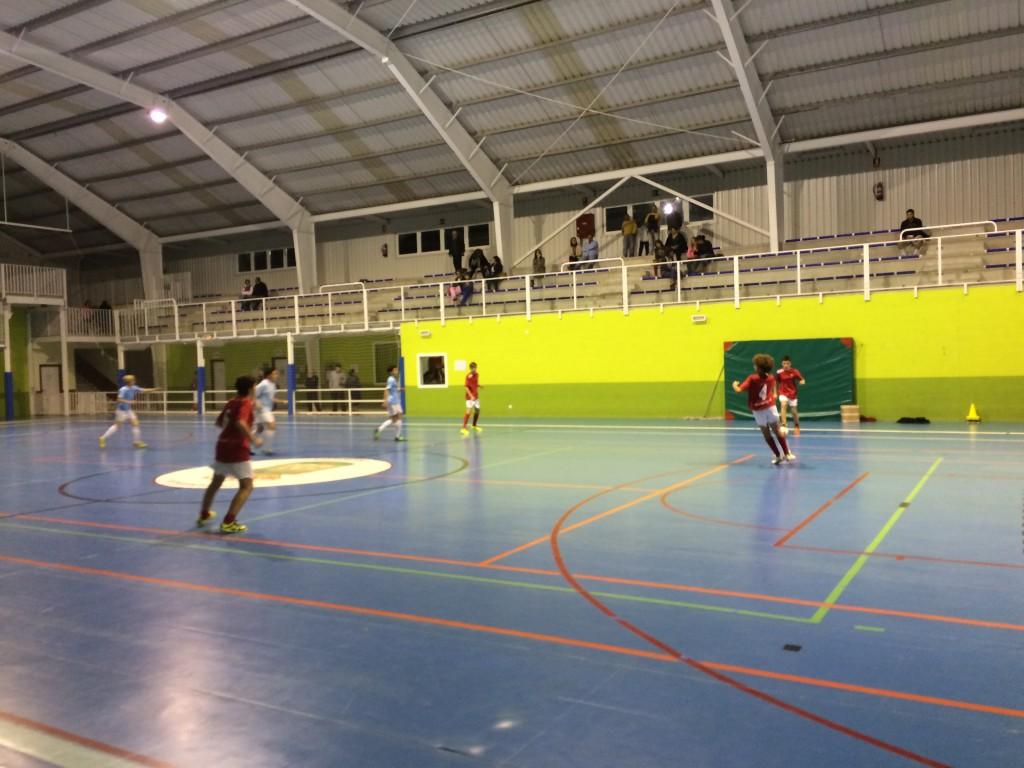 EMD Chiloeches - FS Pozo de Guadalajara cadete 13-11-15
