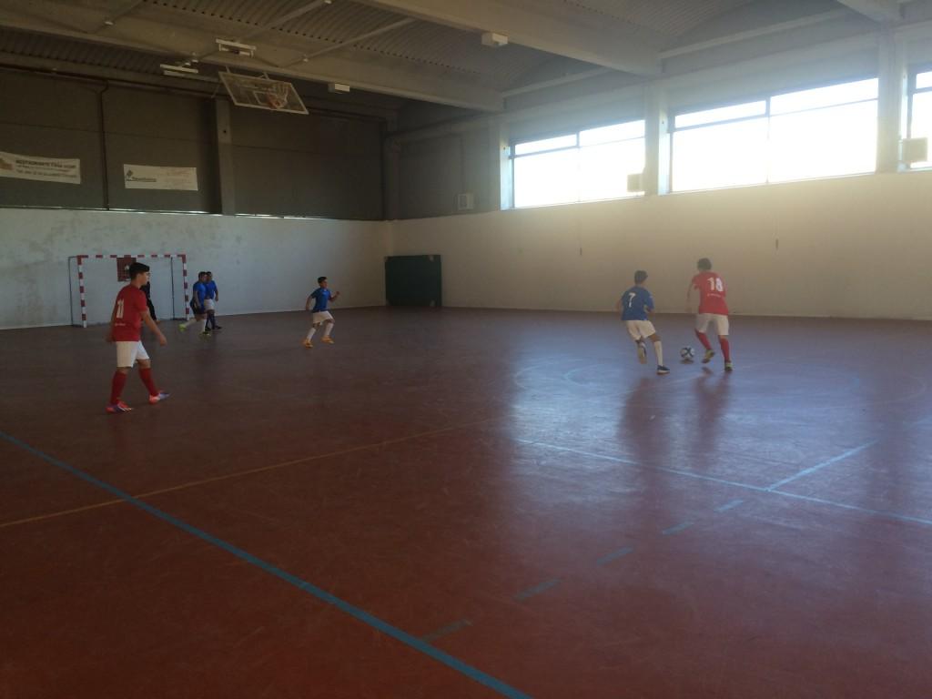 FS Pozo de Guadalajara- Rayo Guadalajara infantil 28-11-15