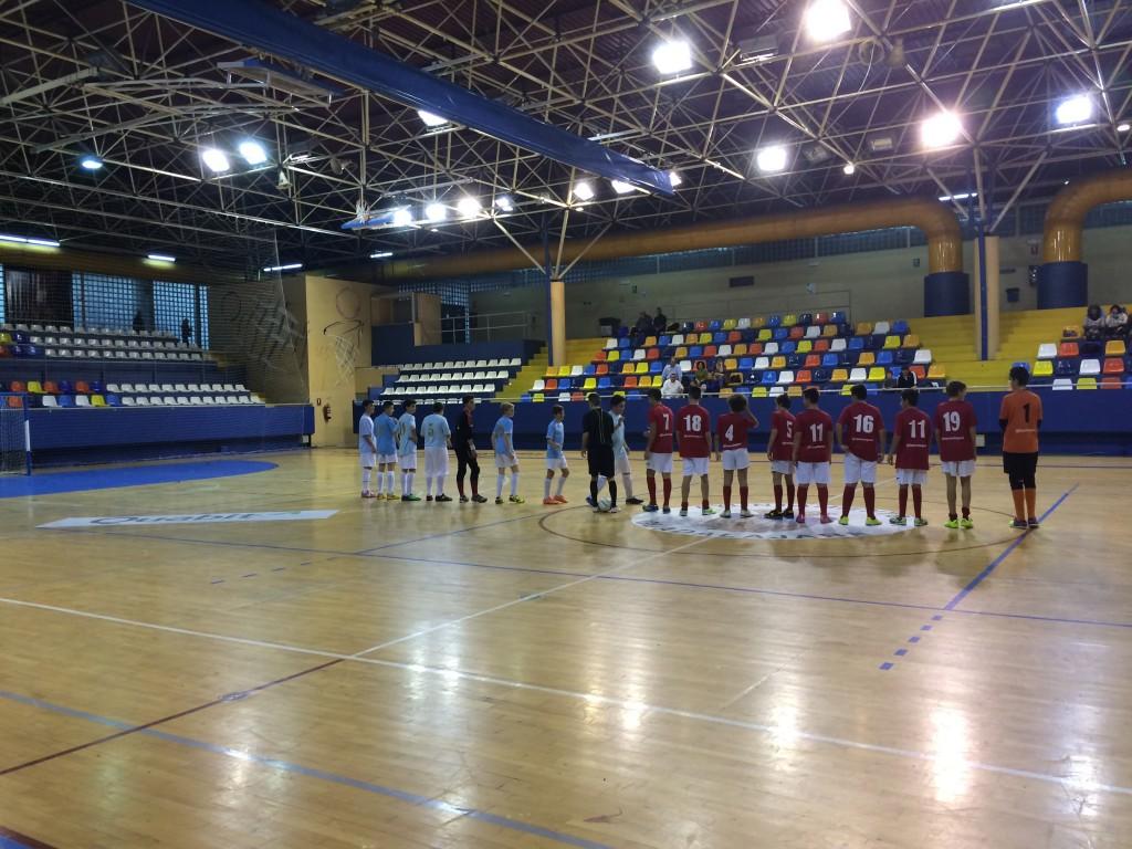 EDM Chiloeches- FS Pozo de Guadalajara cadete 6-12-15