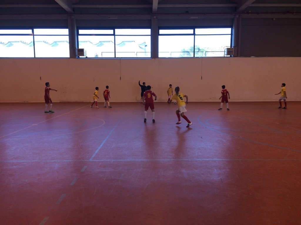 FS Pozo de Guadalajara - Torija alevín 16-1-16