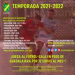 Cartel FS Pozo de Guadalajara 2021-2022